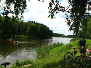 Bicyklada – czerwiec 2013