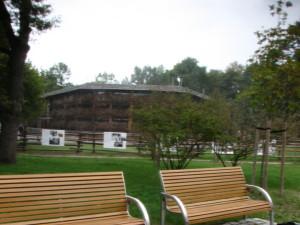 Bicyklada do Czerska – wrzesień 2013 (tężnia w Konstancinie)