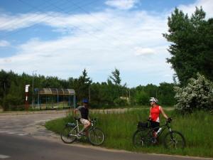 Bicyklada nad Zalew Zegrzynski – czerwiec 2013